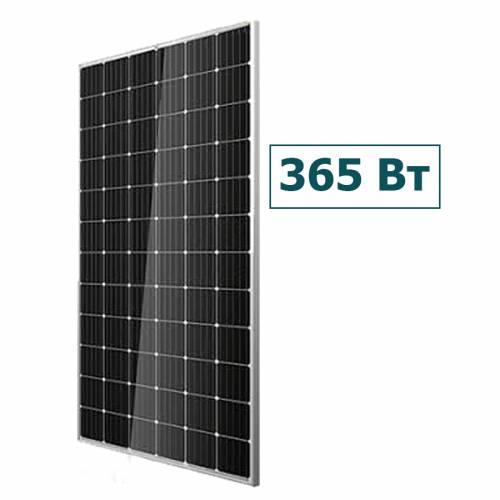 Солнечная панель Altek ALM RSM72-6-365М
