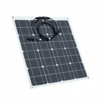 Полугибкий солнечный фотогальванический модуль 100W Altek ALT-FLX-100