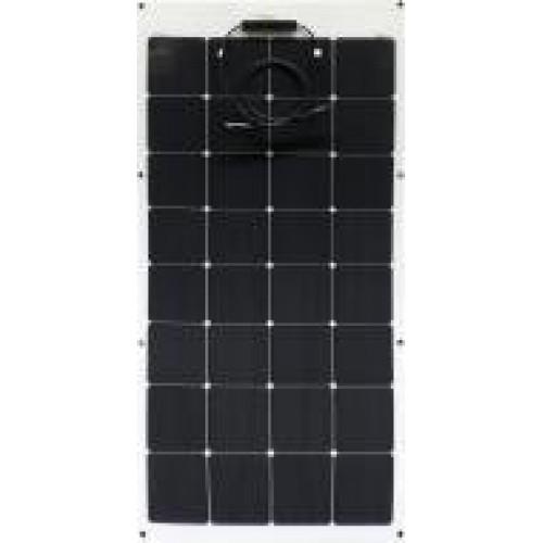 Полугибкий солнечный фотогальванический модуль 50W Altek ALT-FLX-50