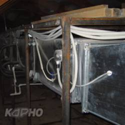 Ремонт промышленной вентиляции
