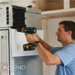 Монтаж холодильных машин