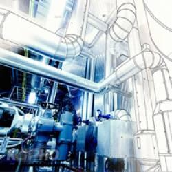 Обслуживание промышленной вентиляции