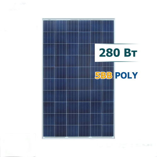 Солнечная панель ULIKA SOLAR UL-280P-60