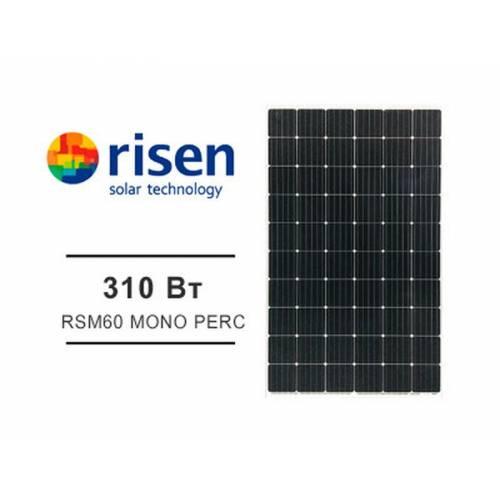 Сонячна панель RISEN RSM60-6-310M PERC
