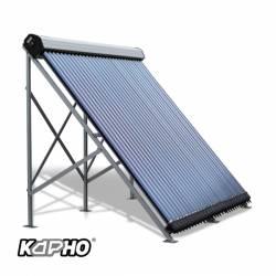 Вакуумный солнечный коллектор