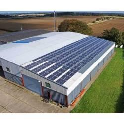Солнечные электростанции для предприятий