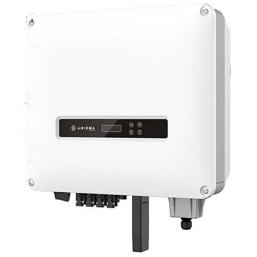 Сетевой трехфазный инвертор AXGRID-8/11 AXIOMA energy + Wi-Fi модуль