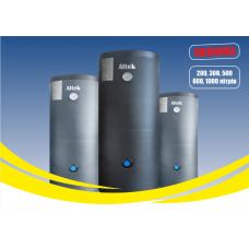 Підлоговий водонагрівач Altek з двома теплообмінниками ABD-B-0300