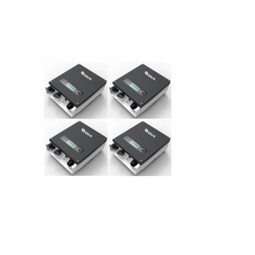 Сетевой однофазный инвертор AKSG-3,2K-DM
