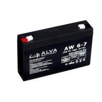 Акумуляторна батарея ALVA battery AW6-7