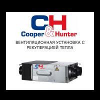 Припливно-витяжна установка з рекуперацією Cooper&Hunter CH-HRV1.5KDC