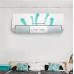 Воздушный экран (дефлектор) кондиционера 70x11см