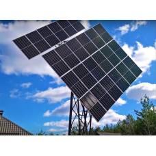 Трекер для солнечных панелей