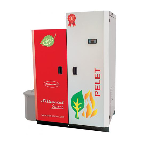 Пеллетный котел Lafat Eco Smart 35 kW