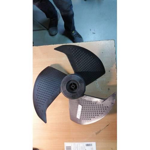 Крыльчатка вентилятора наружного блока LG, аналог.