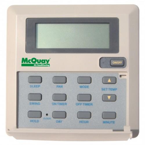 Пульт управления McQuay PAC-204RC для руфтопов