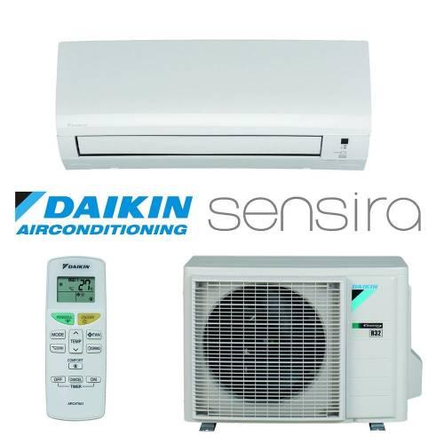 Инверторный настенный кондиционер Daikin Sensira FTXF25A/RXF25A