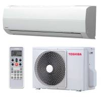Настенный кондиционер Toshiba RAS-13SKHP-ES2/ RAS-13S2AH-ES2
