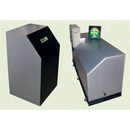 Тепловой насос вода-вода VDE TH-09