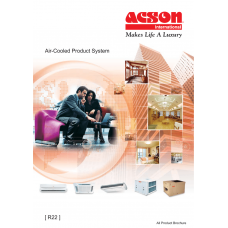 Электродвигатель вентилятора внутреннего блока Acson AWM15GR