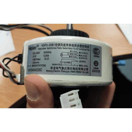 Электродвигатель вентилятора наружного блока для кондиционера Haier