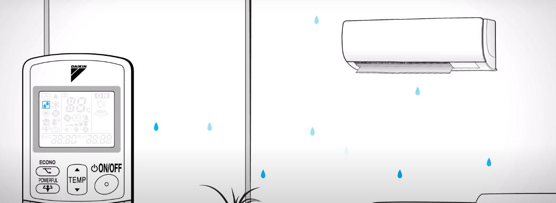 Режим Работы Кондиционера - Режим охлаждения кондиционера dry