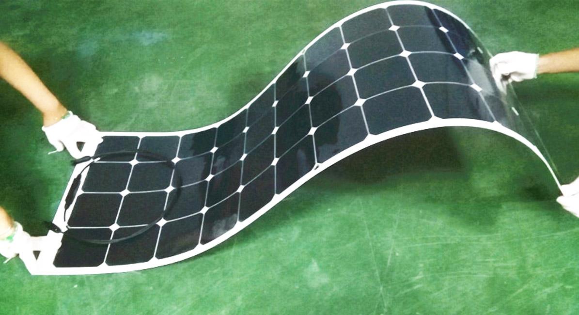 Аморфні Сонячні Панелі