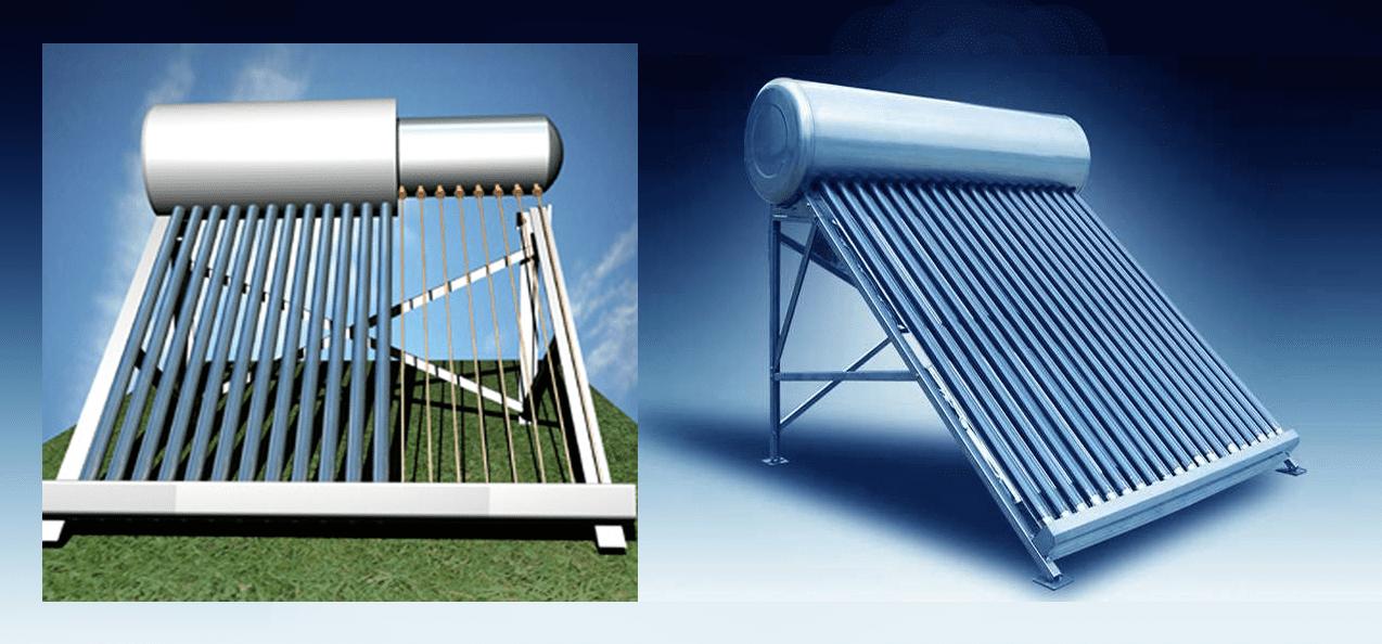 Термосифонные солнечные коллекторы: Принцип работы