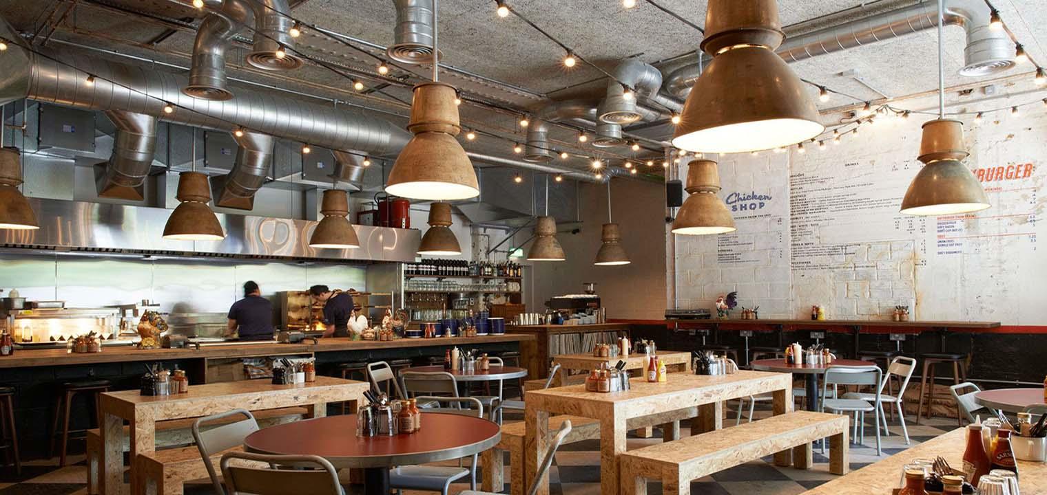 Проект вентиляції кафе, вентиляція кафе в житловому будинку