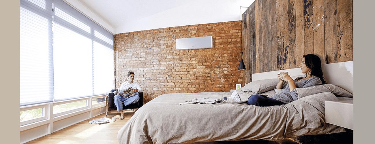 настенный кондиционер для спальни