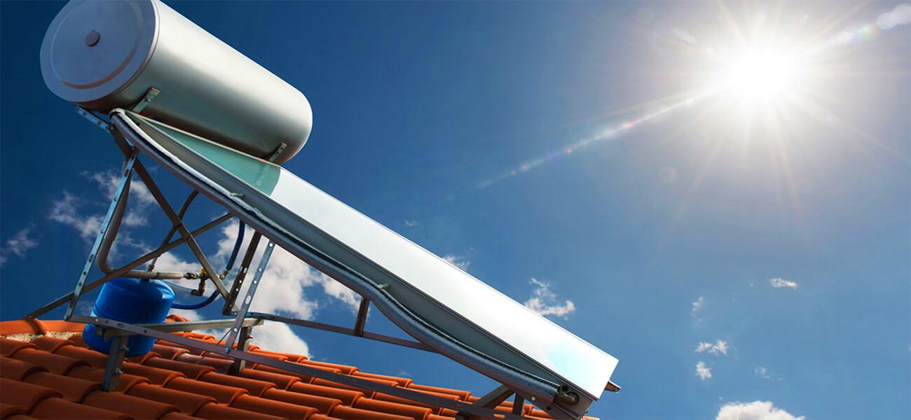 Солнечный коллектор - составные части