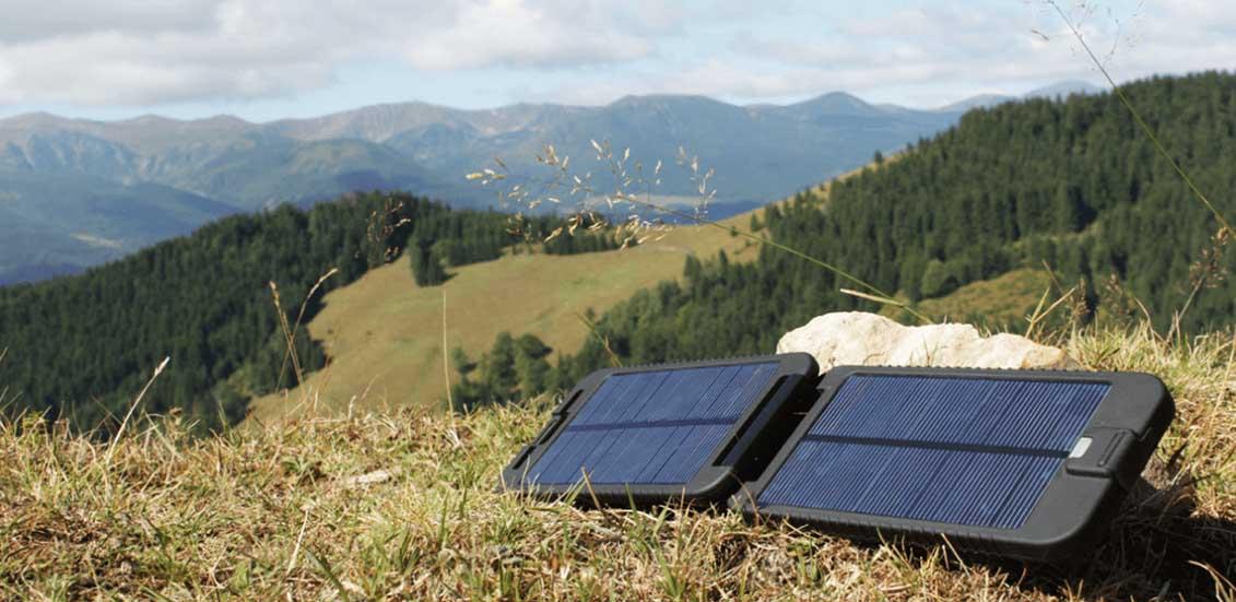 Солнечные мини-электростанции