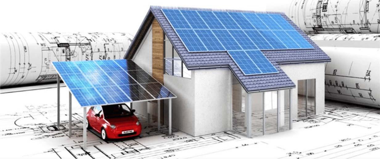 Принцип действия солнечных станций