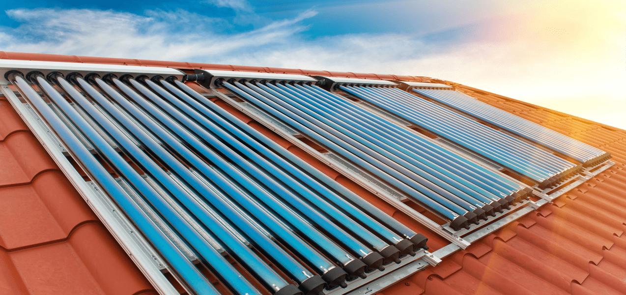 Вакуумный солнечный коллектор: принцип работы