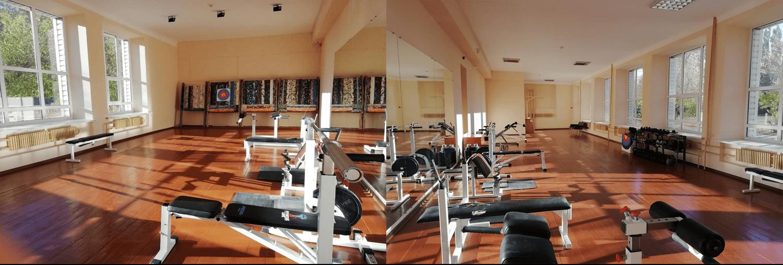 Вентиляция спортивного зала