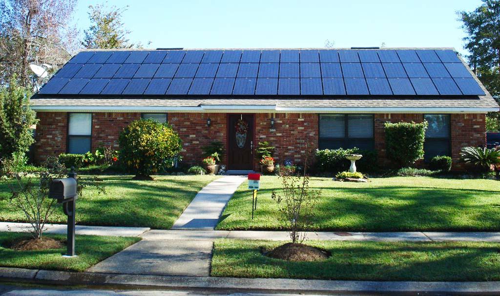 Автономная Солнечная Электростанция