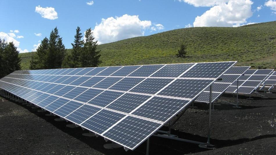 Солнечная Электростанция для Предприятия