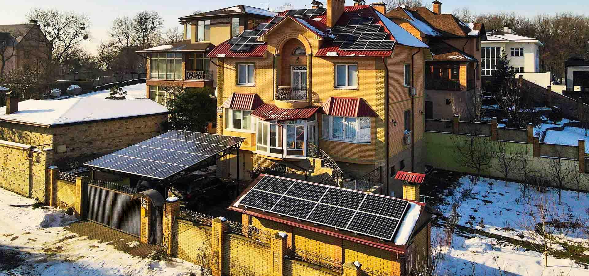 Гібридна Сонячна Електростанція
