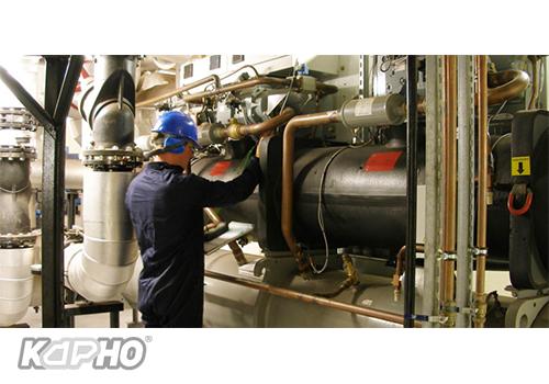 обслуживание холодильных машин и холодильного оборудования