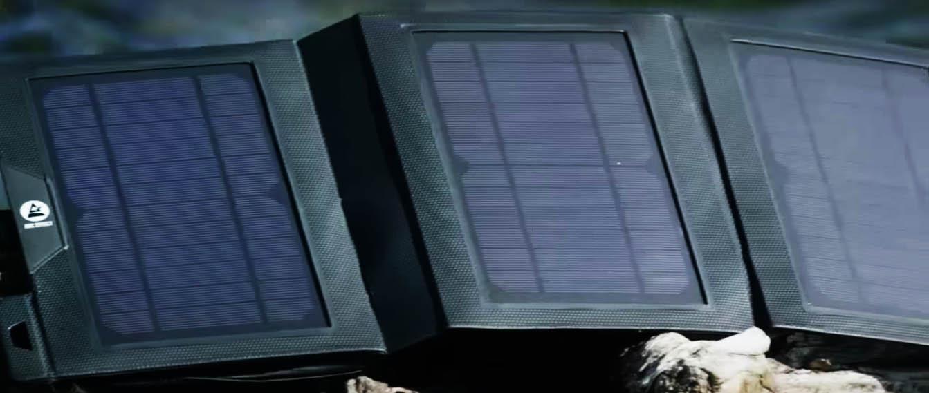 Сонячні зарядні пристрої