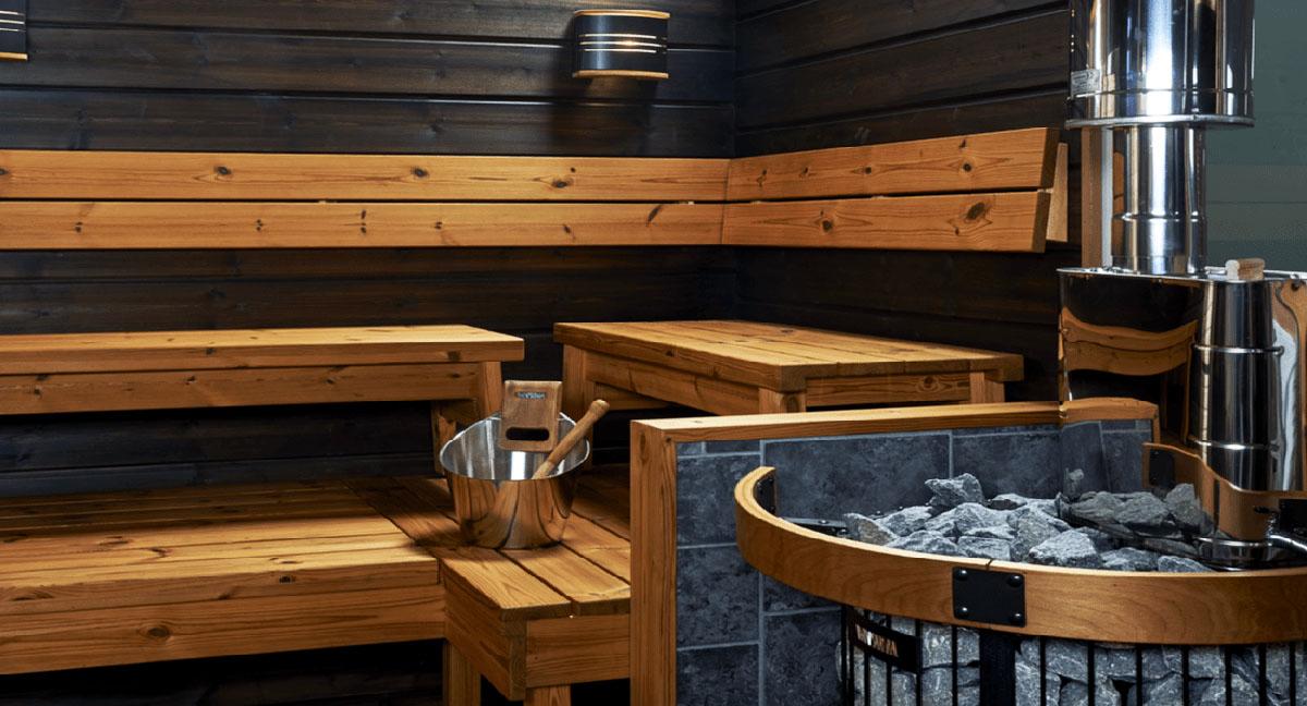 Вентиляція сауни у приватному будинку