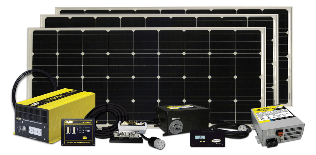 GEL-Гелеві Акумулятори для Сонячних Батарей