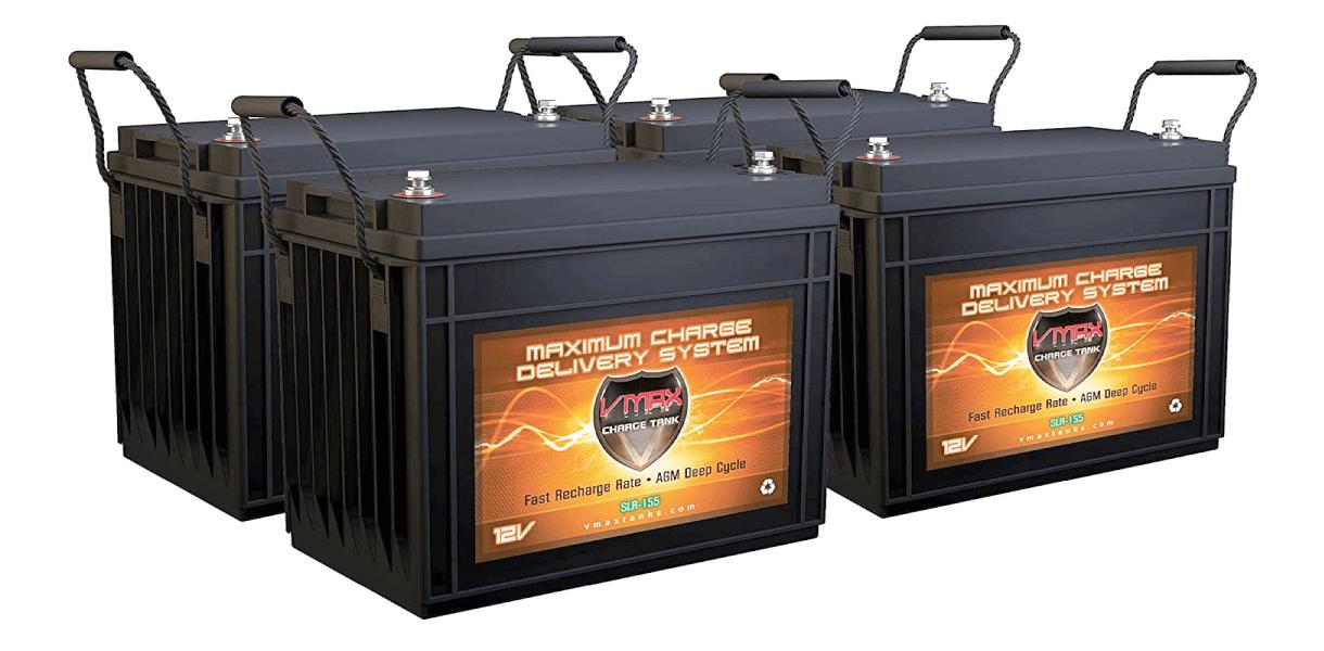 AGM Аккумуляторы для Солнечных Батарей