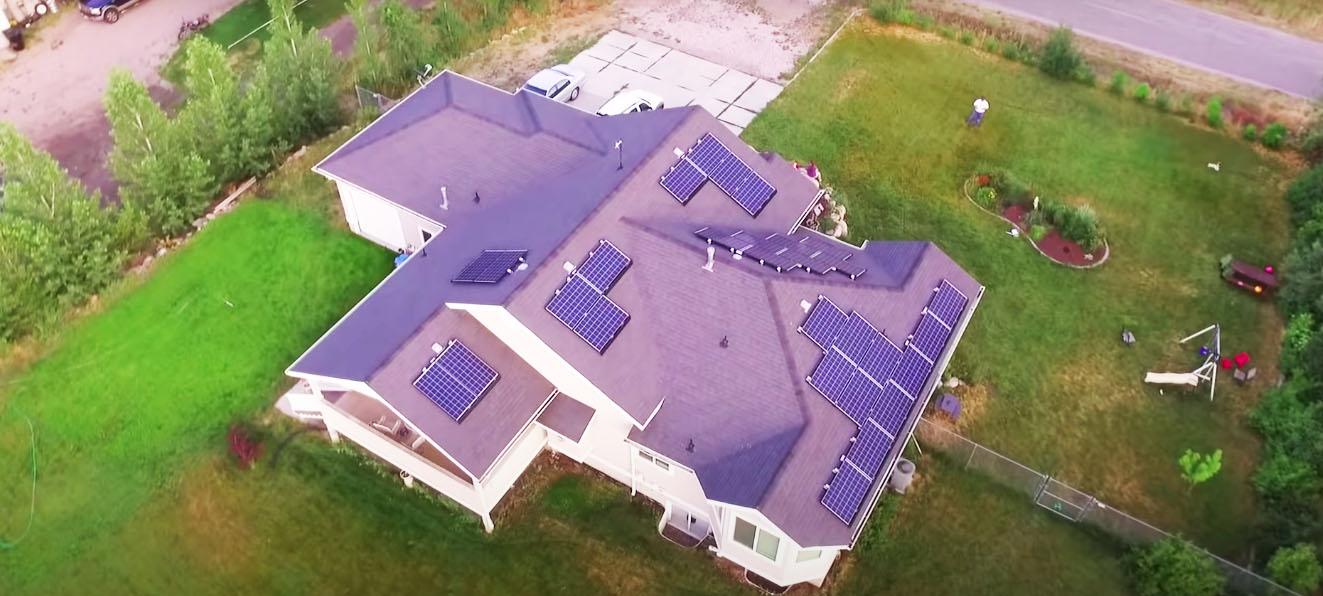 Солнечные Электростанции под Зелёный Тариф