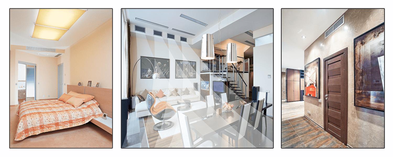 Центральный кондиционер: система кондиционирования квартиры