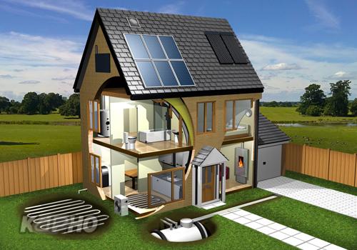 Энергоэффективное Проектирование Зданий, Домов, Предприятий